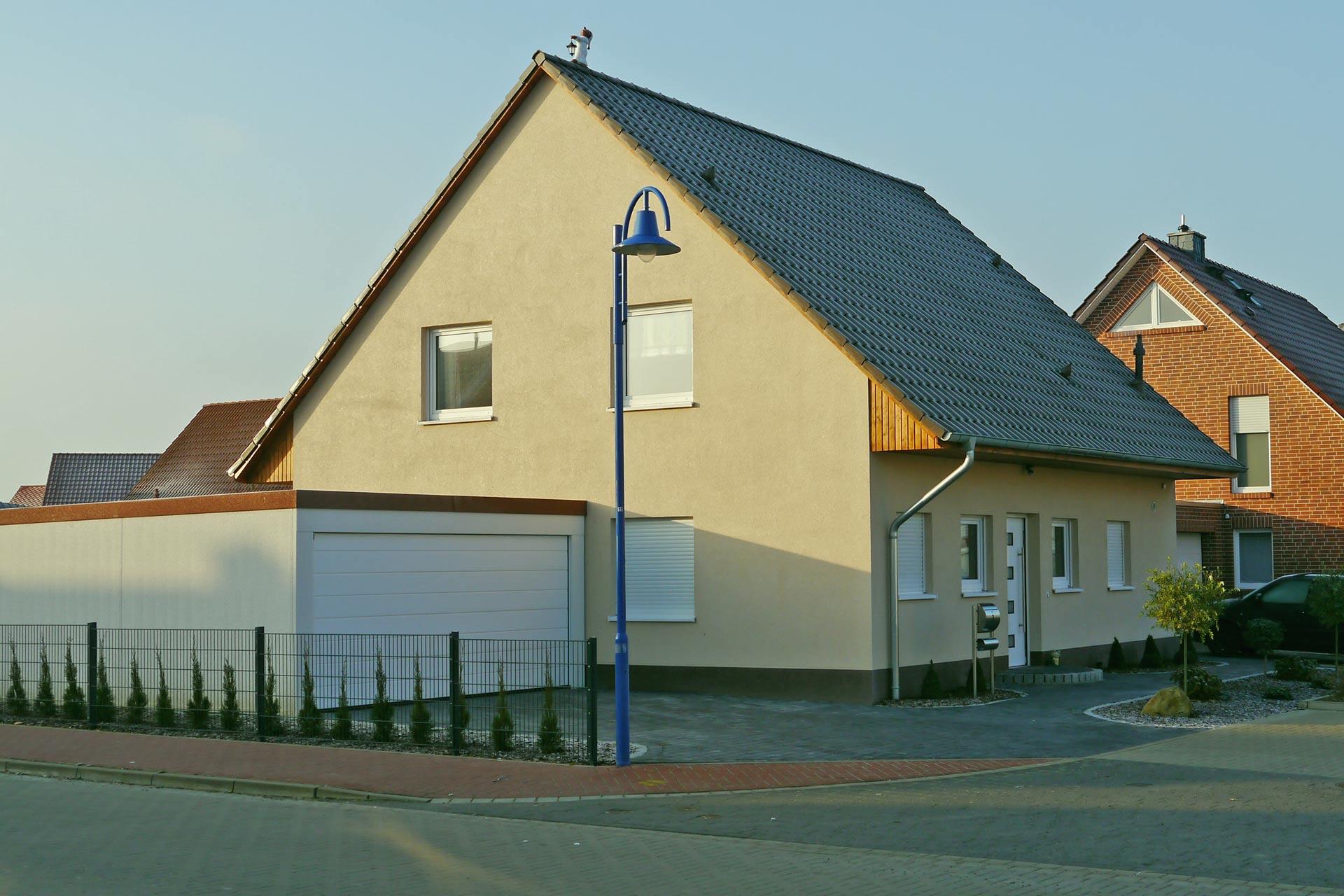 D&S-Teambau – Haus Farina