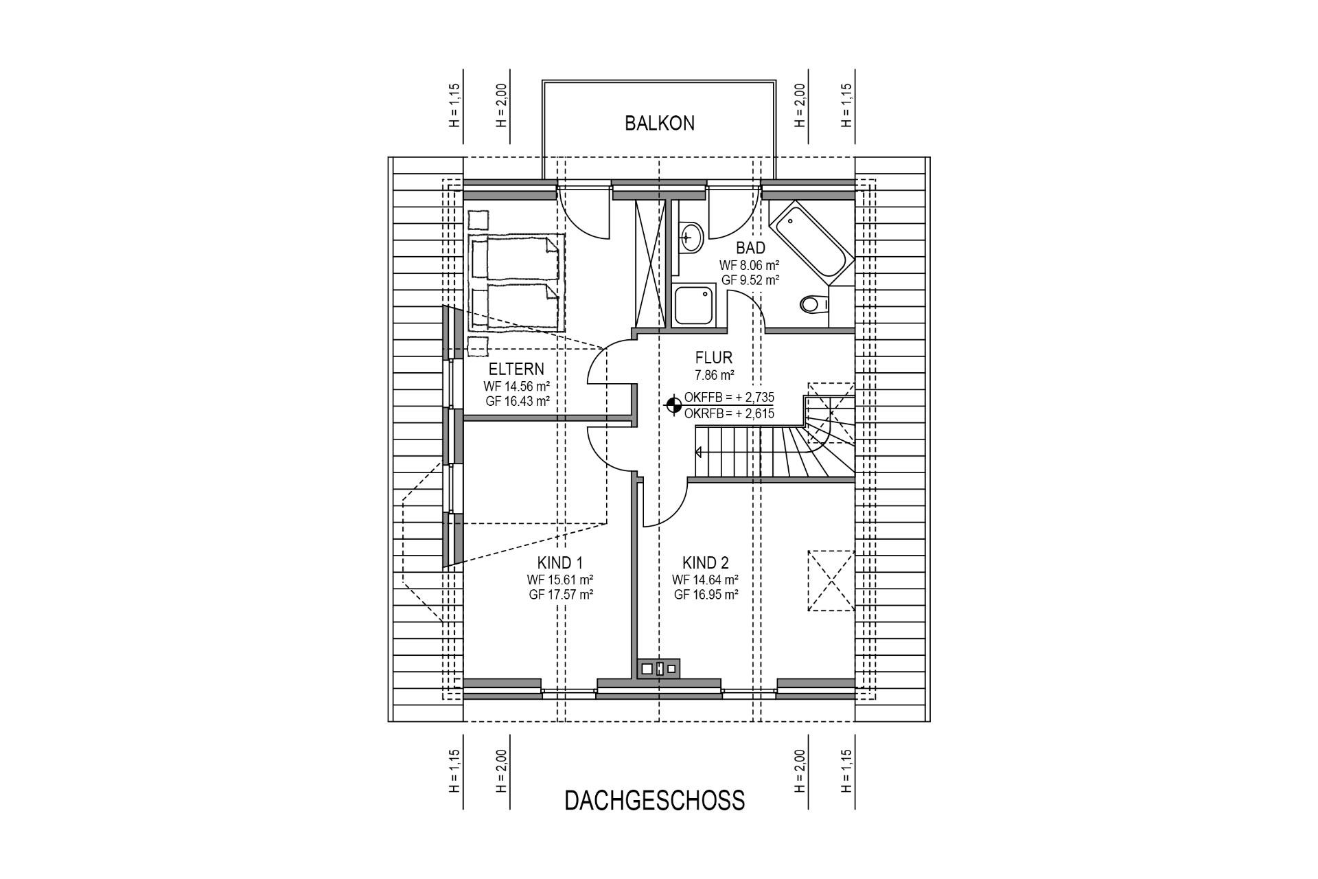D&S Teambau - Haus Luisa