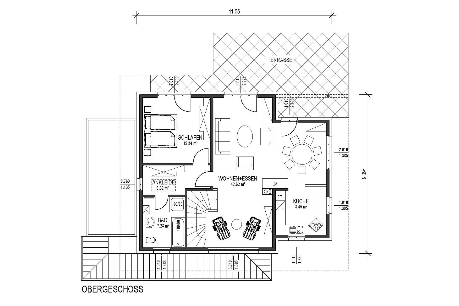 D&S Teambau - Haus Martina