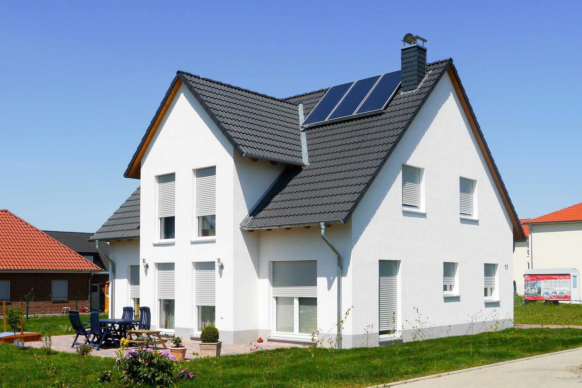 D&S Teambau - Leistungen / Einfamilienhaus