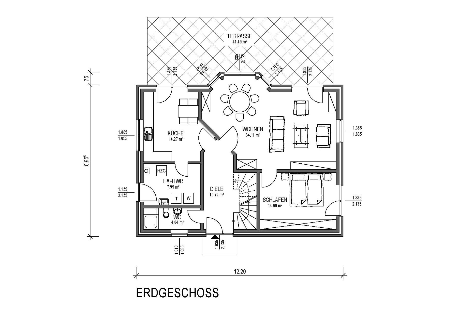 D&S Teambau - Haus Tina