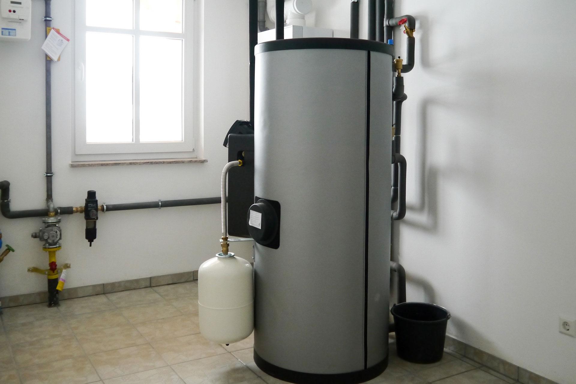 Solarspeicher 450 Liter