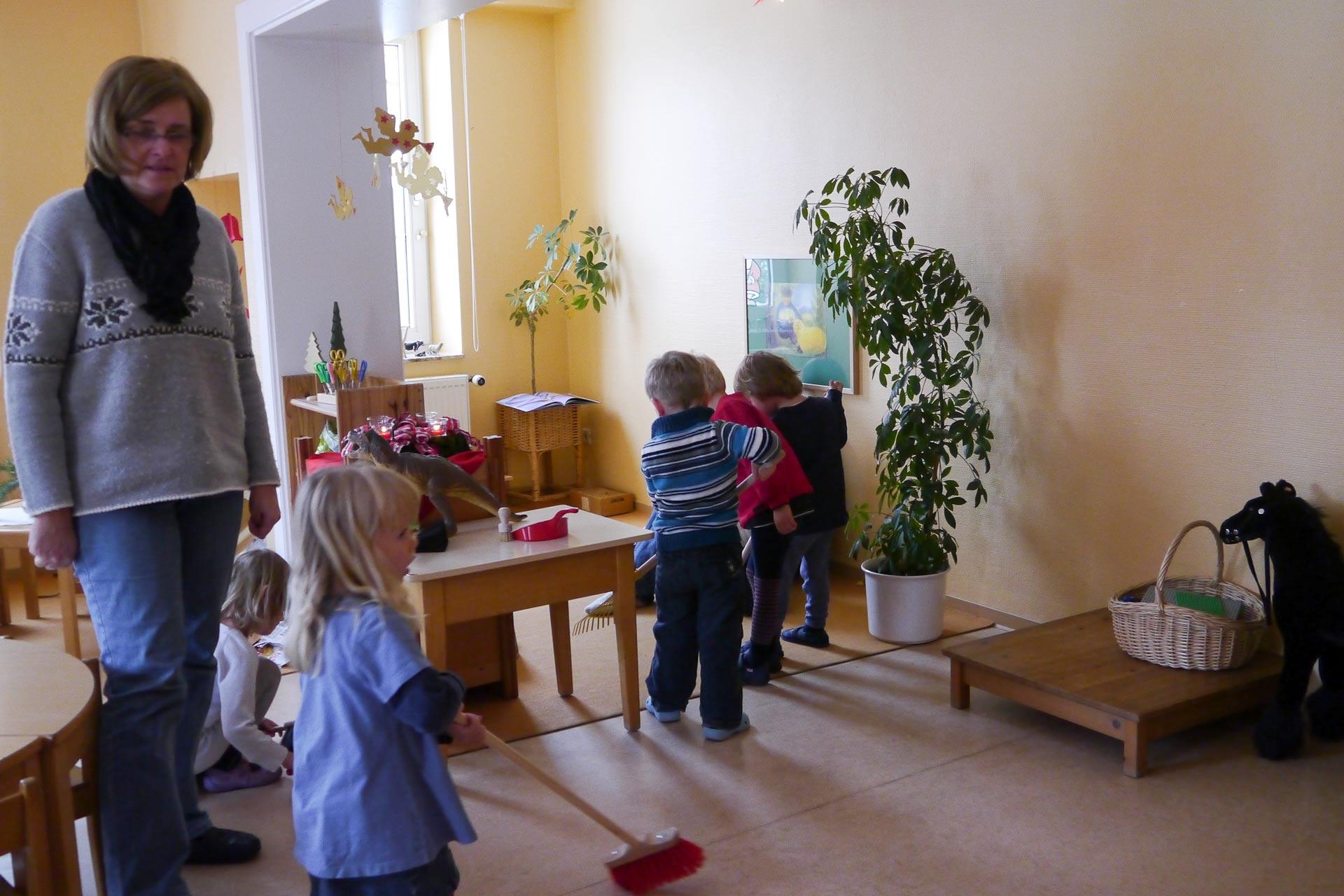D&S Teambau Kindertagesstätte